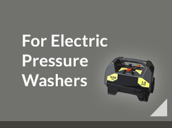 For Gas Powered Pressure Washers