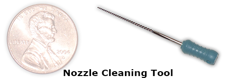 Nozzle Cleaning Tool