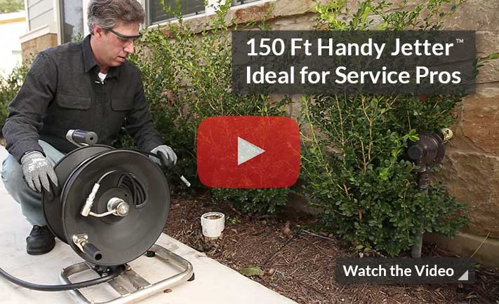 Handy Jetter Video