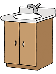 Unclog a Kitchen or Bathroom Sink